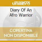 DIARY OF AN AFRO WARRIOR cd musicale di BENGA