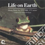 LIFE ON EARTH - MUSIC FROM THE 1979 BBC   cd musicale di Edward Williams