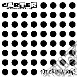 101 damnations plus bonus tracks cd musicale di Carter the unstoppab