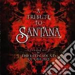 Tribute to santana cd musicale di Artisti Vari