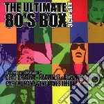 Ultimate 80 s box cd musicale di Artisti Vari
