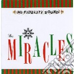 Miracles christmas cd musicale di Miracles