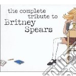 Tribute to britney spe cd musicale di Artisti Vari