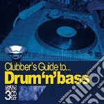 Clubbers guide to drum cd musicale di Artisti Vari