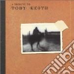 Tribute to toby keith cd musicale di Artisti Vari