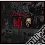 A tribute to afi cd musicale di Artisti Vari