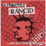 Tribute to rancid cd musicale di Artisti Vari