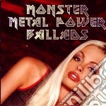 Monster metal power ba cd musicale di Artisti Vari