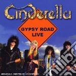 Gypsy road - live cd musicale di Cinderella