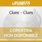 CLUES cd musicale di CLUES