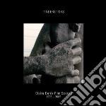 Claire denis film scores 1996-2009 cd musicale di Tindersticks