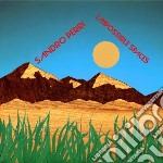 Sandro Perri - Impossible Spaces cd musicale di Sandro Perri