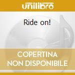 Ride on! cd musicale di The frank popp ensemble