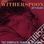 Jimmy Witherspoon - Jay S Blues cd musicale di Jimmy Whiterspoon