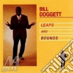 Leaps and bounds - cd musicale di Doggett Bill