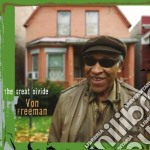 The great divide cd musicale di Von Freeman