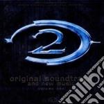 Halo 2 cd musicale di Ost