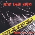 Goodbye rock-n-roller cd musicale di Kristy krash majors