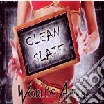 Clean slate cd musicale di Apart Worlds