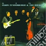 SINS cd musicale di ANSON FUNDERBURGH & THE ROCKETS