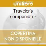 Traveler's companion - cd musicale di Bonepont