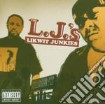 L.j.s cd musicale di Junkies Likwit