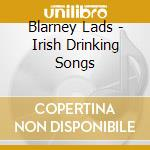 Irish drinking songs cd musicale