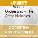 The great melodies og gershwin cd musicale