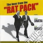 Frank Sinatra & Dean Martin - The Boys From Theratpack cd musicale