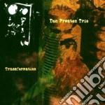 Transformation cd musicale di Don preston trio