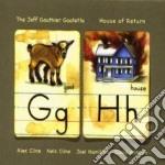 Jeff Gauthier - House Of Return cd musicale di Spankies