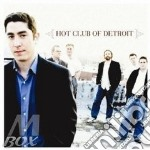 HOT CLUB OF DETROIT cd musicale di HOT CLUB OF DETROIT