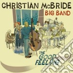 The good feeling cd musicale di Christian Mcbride
