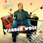 Warren Wolf - Warren Wolf cd musicale di Warren Wolf