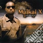 Genesis cd musicale di X Maikal