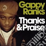 Thanks & praise cd musicale di Ranks Gappy