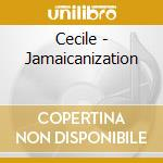 Jamaicanization cd musicale di Cecile
