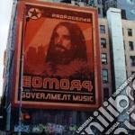 Government music cd musicale di Promoe