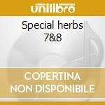 Special herbs 7&8 cd musicale di Doom Mf