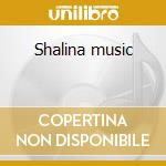 Shalina music cd musicale di Protassov
