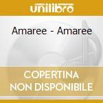 AMAREE cd musicale di AMAREE