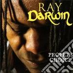 Peoples choice cd musicale di Darwin Ray