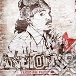 Freedom fighter cd musicale di B Anthony