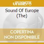 THE SOUND OF EUROPE-UK cd musicale di ARTISTI VARI