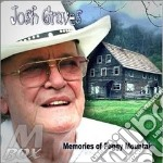 Memories of foggy mountain cd musicale di Josh Graves