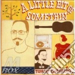 A LITTLE BIT OF SOMETHIN cd musicale di Guerrero Tommy