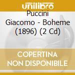 LA BOHEME-2CD cd musicale di PUCCINI