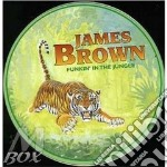 Funk in the jungle cd musicale di James Brown