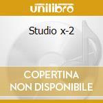 Studio x-2 cd musicale di Artisti Vari