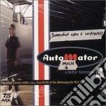 A much better tomorrow cd musicale di Dan the automator